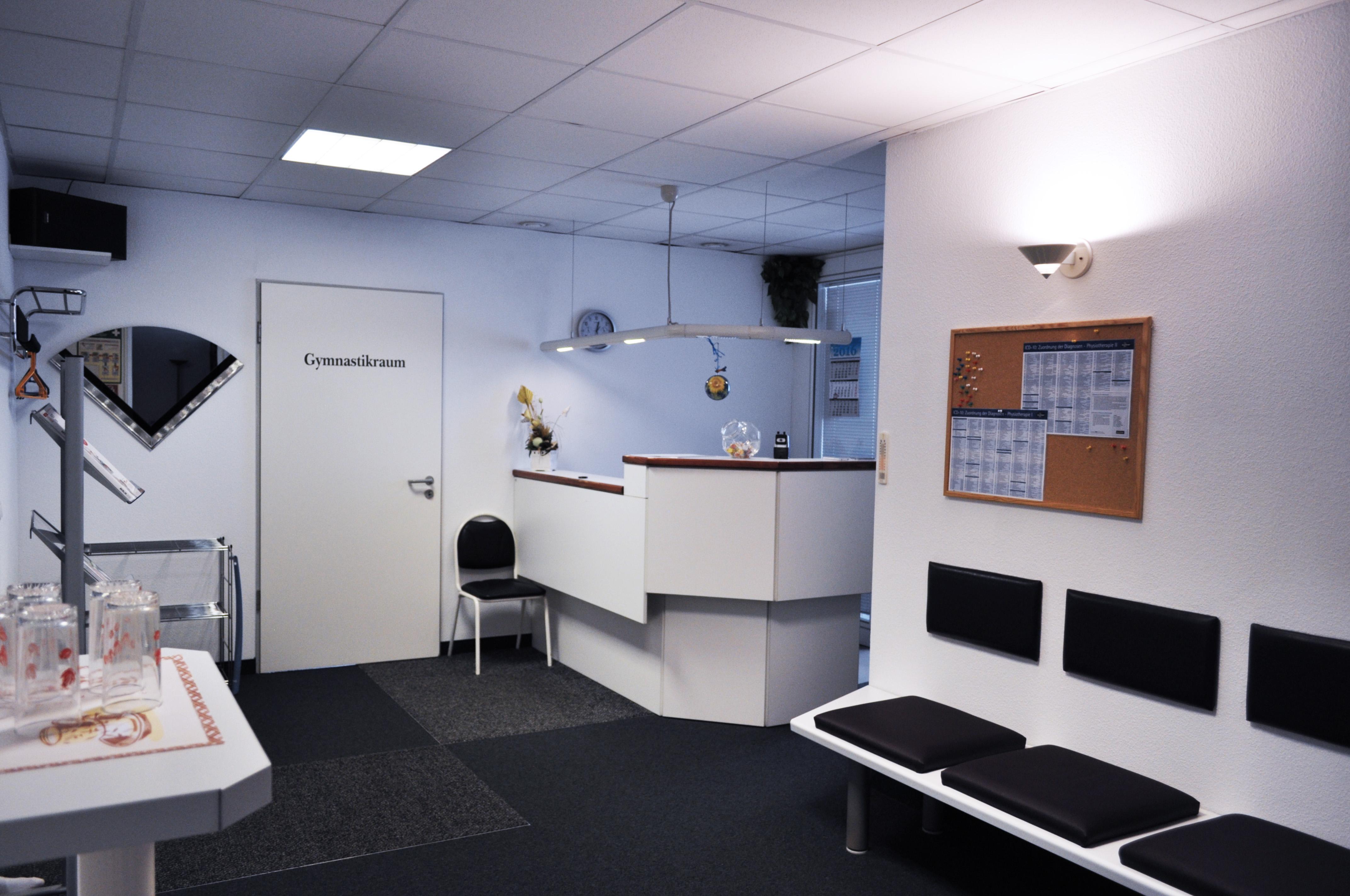 Praxis für Physiotherapie in Marzahn - Hellersdorf - das