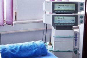 Ultraschallbechandlung | Praxis für Physiotherapie in Marzahn - Berlin