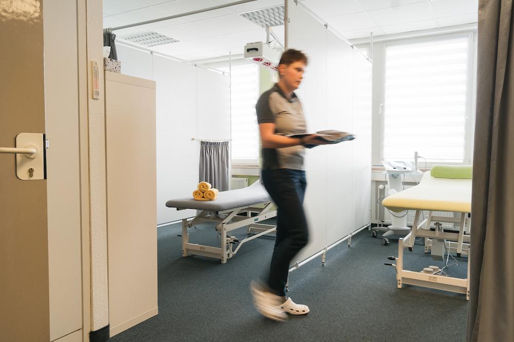 Rotlicht | Praxis für Physiotherapie und Rehabilitation in Marzahn - Hellersdorf - das herzstück von Ost – Berlin